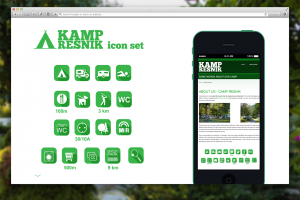 Kamp-Resnik-icon-set