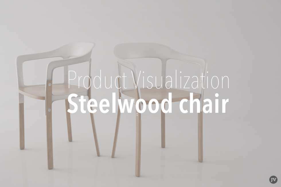 Steelwood-chair