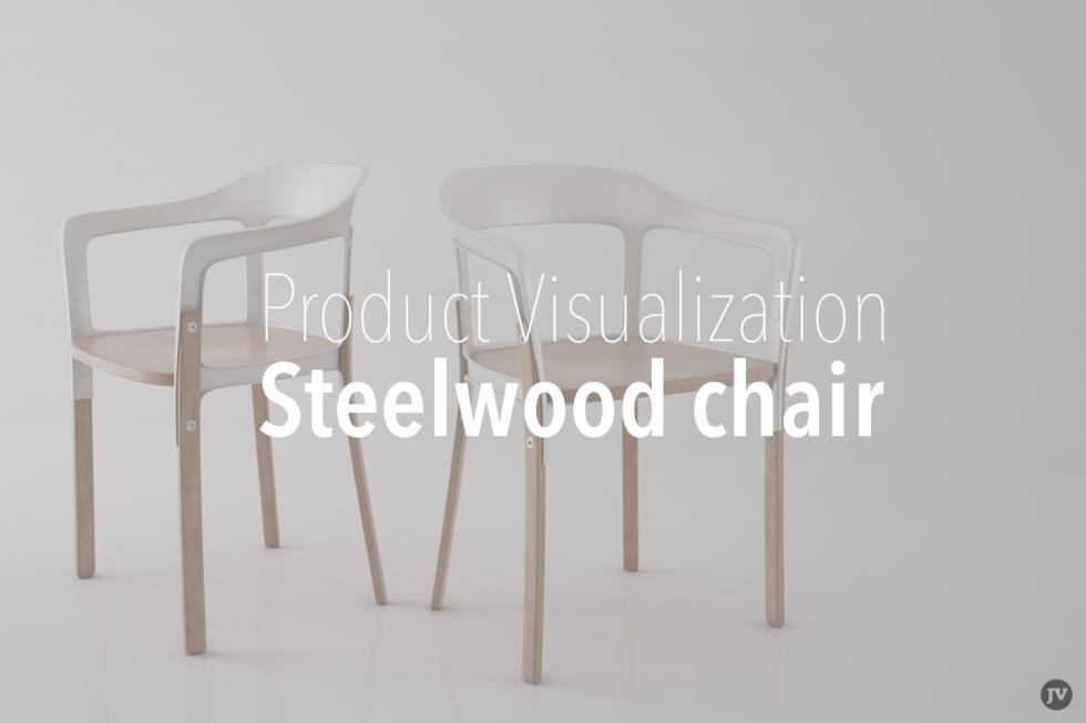 Steelwood-chair